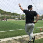 アルテリーヴォ和歌山の弟子が愛媛FCと練習試合だ‼︎